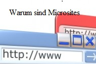 Warum sind Microsites als Healthcare Marketing Instrument sinnvoll?